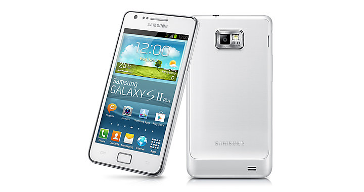 Samsung Galaxy SII Plus